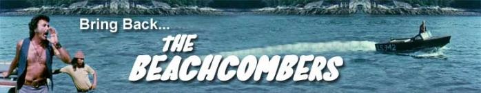 Beachcombers banner
